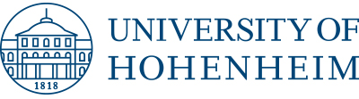 Full Professor (W3) - Universität Hohenheim - Logo