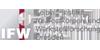 Doktorandenstelle (m/w/d) im Institut für Komplexe Materialien, im Rahmen des Anwendungszentrums für akustoelektronische Grundlagen, Technologien und Bauelemente - Leibniz-Institut für Festkörper- und Werkstoffforschung (IFW) - Logo