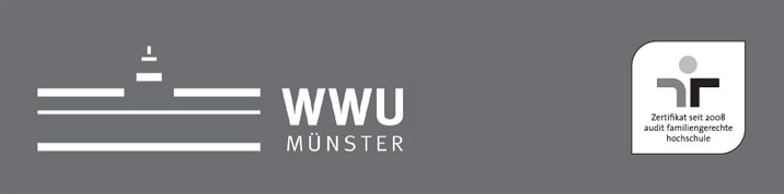 Juniorprofessur (W1) - Uni Münster - Logo