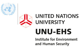 Vice-Rector in Europe - United Nations University - Logo