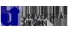 """Universitätsprofessur (W2/W3) für """"Management Science"""" - Universität Siegen - Logo"""