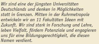 wissenschaftliche Mitarbeiter (w/m/d) - Uni Duisburg-Essen - logo