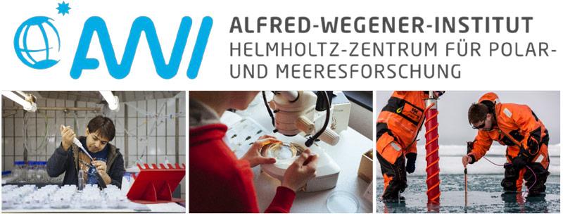 Sedimentologist (m/f/d) - Alfred-Wegener-Institut - Logo