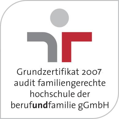 Stiftungsprofessur (W2/W3) - Charité - Logo