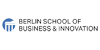 Lecturer in General Tourism (f/m/d) Including Accounting and Finance - Berlin School of Business and Innovation GmbH - Logo