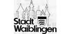 Leitung (m/w/d) des Fachbereichs Finanzen - Stadt Waiblingen - Logo