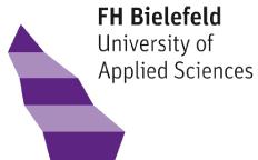 Wissenschaftlicher Mitarbeiter (m/w/d) - Fachhochschule Bielefeld - Logo