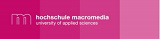 Professur  Management, insb. Fashion-Management - Hochschule Macromedia - Logo