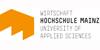 Wissenschaftlicher Mitarbeiter (m/w/d) für den Fachbereich Wirtschaft - Hochschule Mainz - Logo