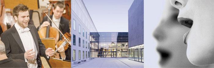 Universitätsprofessur für das Fach Gesang - Universität Mozarteum Salzburg - header