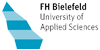 Wissenschaftlicher Mitarbeiter (m/w/d) in dem Bereich Data Science - Fachhochschule Bielefeld - Logo