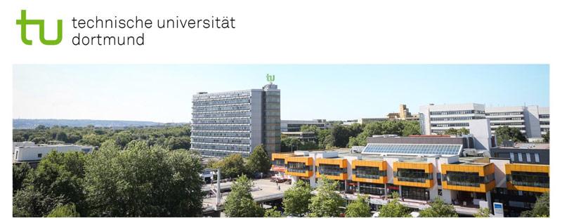 Forschungsreferent (m/w/d) - Technische Universität Dortmund - Logo
