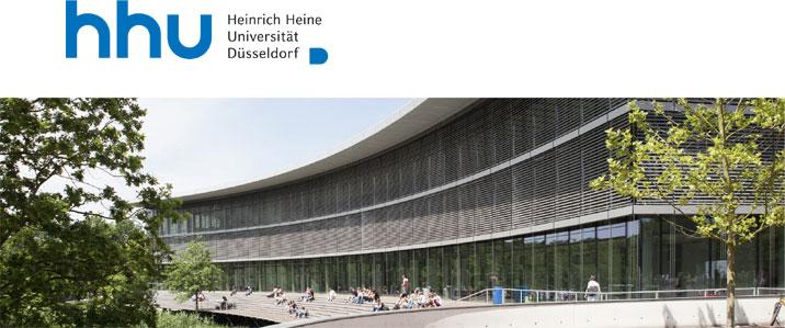 Projektmitarbeiter (m/w/d) - Heinrich-Heine-Universität Düsseldorf - Logo
