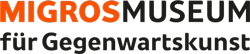 Kurator (m/w/d) - Migros Museum - logo