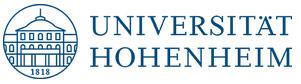 Tenure-Track-Professur (W1) - Universität Hohenheim - Logo