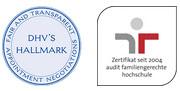 Tenure Track Professor - Universität Hohenheim - Zertifikat