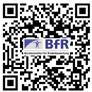 Wissenschaftliche/r Mitarbeiterin / Mitarbeiter (w/m/d) - BfR - QR