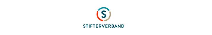 Wissenschaftlicher Referent (m/w/d) - Stifterverband für die Deutsche Wissenschaft e.V. - Logo