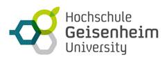wissenschaftlicher Mitarbeiter (m/w/d) - Hochschule Geisenheim University - Logo