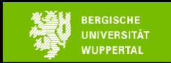 Wissenschaftlicher Mitarbeiter (m/w/d) - BUW - logo