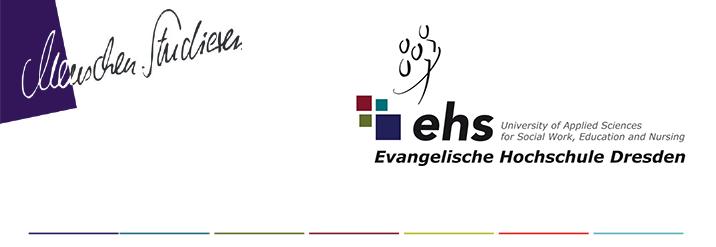 Professur (W2) Gesundheitswissenschaften - EHS Dresden - Logo