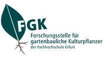Nachwuchswissenschaftler  - FGK - Logo