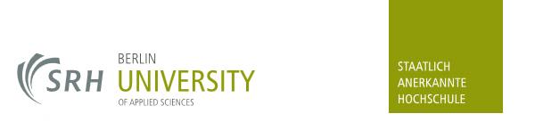 PROFESSUR w/m/d - SRH Hochschule Berlin - Logo