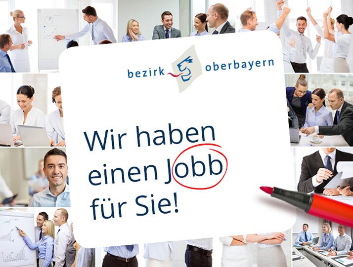 Gesamtleitung (m/w/d) - Bezirk Oberbayern - Logo