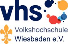 Fachbereichsleitung - VHS  Wiesbaden - Logo