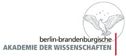 Berlin-Brandenburgischen Akademie der Wissenschaften - Logo