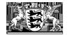 Leitung (m/w/d) eines neuen Innovationslabors - Staatsministerium Baden-Württemberg - Logo