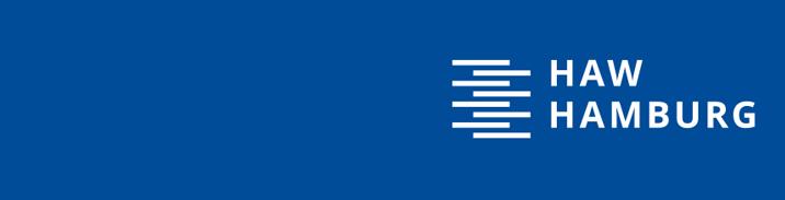 Professur  - HAW Hamburg - Logo