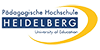 Junior Professorship (W1 with Tenure Track to W3) General Pedagogy - Heidelberg University of Education - Logo