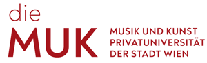 Leitung des Studiengangs Tasteninstrumente - MUK - Logo