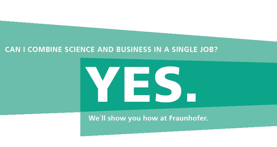 Political Scientist or Social Scientist - FRAUNHOFER-INSTITUT - Bild