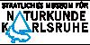 """Wissenschaftlicher Mitarbeiter (m/w/d) für die Erarbeitung der Großen Landesausstellung zum Thema """"Globalisierung der Natur - am Oberrhein trifft sich die Welt"""" - Staatliches Museum für Naturkunde Karlsruhe - Logo"""