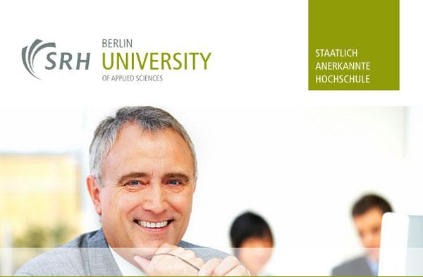 Professorship (f/m/d) - SRH Hochschule Berlin - Logo