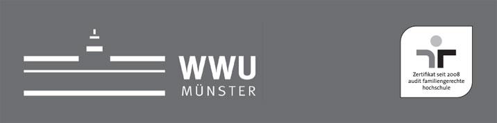 Professur (W2) - Uni Münster - Logo