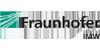 Wissenschaftlicher Mitarbeiter (m/w/d) Strukturwandel und ökonomische Modellierung - Fraunhofer-Zentrum für Internationales Management und Wissensökonomie IMW - Logo