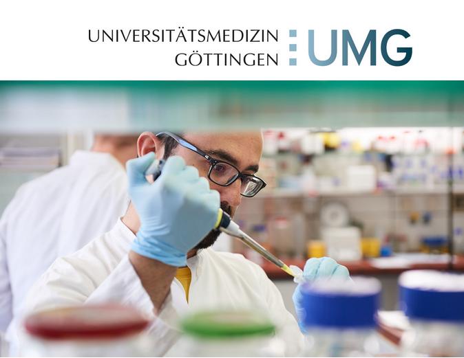 Postdoc position (m/f/d) - Universitätsmedizin Göttingen - Logo