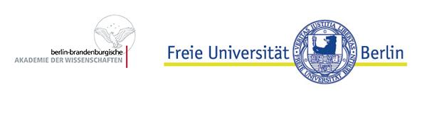 Junior Professor (W1)  - Freie Universität Berlin - Logo