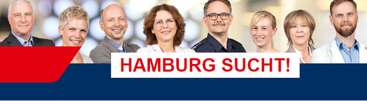 Mitarbeiter (m/w/d) - Freie und Hansestadt Hamburg - Logo