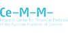 Einkaufsmanager (m/w/d) Medizinische Forschung, Molekularbiologie, Wissenschaft/Technik - Research Center for Molecular Medicine of the Austrian Academy of Sciences (CeMM) - Logo