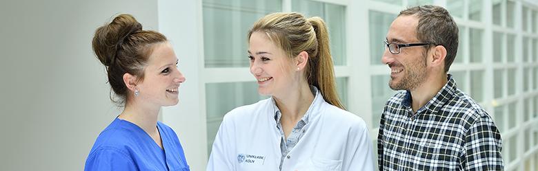 Wissenschaftlicher Mitarbeiter (m/w/d) - Universitätsklinikum Köln - Bild