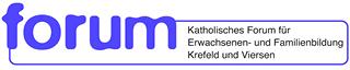 Pädagogische Fachbereichsleitung (w/m/d) - Forum Krefeld Viersen - Logo
