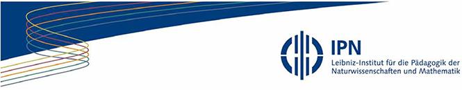 Stelle im wissenschaftlichen Bereich - IPN - Logo