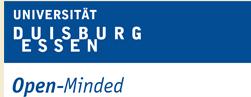 Junior Professor (m/f/d) - Uni Duisburg-Essen - logo