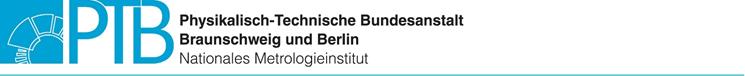 Wissenschaftler (m/w/d) - Physikalisch-Technische Bundesanstalt - Logo
