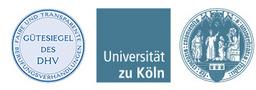 TRANSFERSCOUT (W/M/D)  - Universität zu Köln - Logo