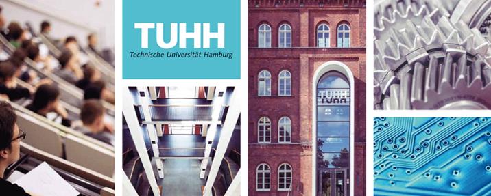 Oberingenieur (m/w/d) - Technische Universität Hamburg - Logo